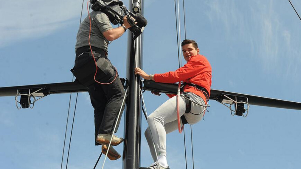 Milos Raonic confronts fear of heights ahead of Portugal Open