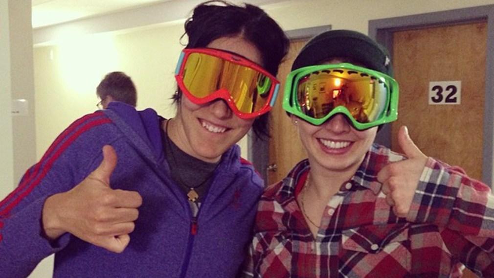 Hockey gold medallists set out on historic North Pole trek