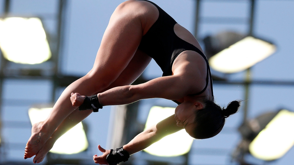 Canada's best divers aim podium high at Gillette Canada Cup