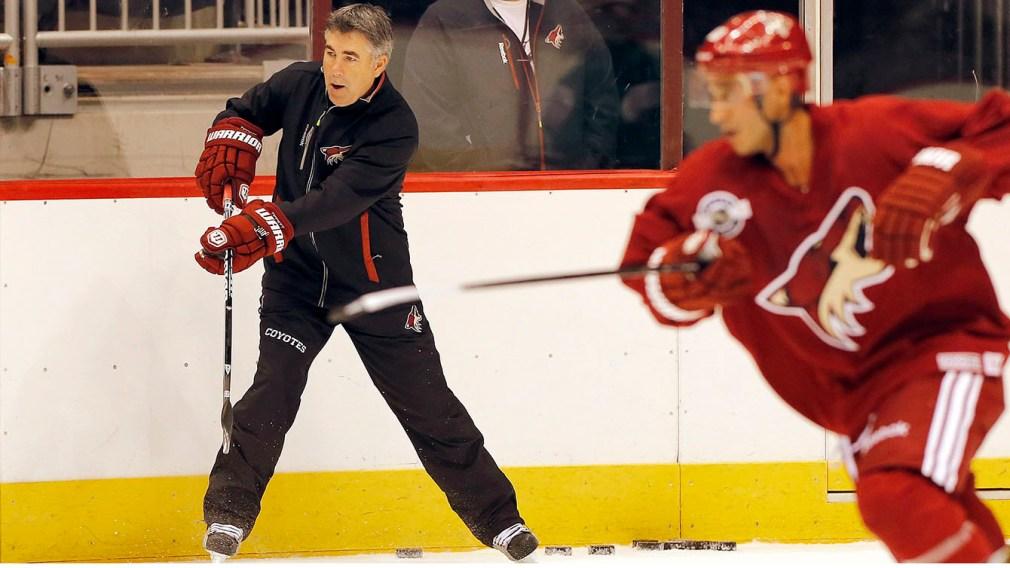 Hockey Worlds: Dave Tippett head coach, 20 players announced
