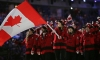 Team Canada's past Olympic Winter Games flag bearers