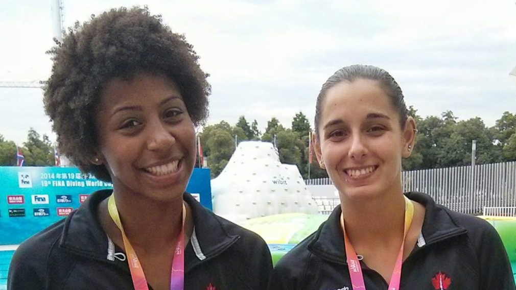 Silver start: Abel and Ware second as FINA Diving World Cup begins