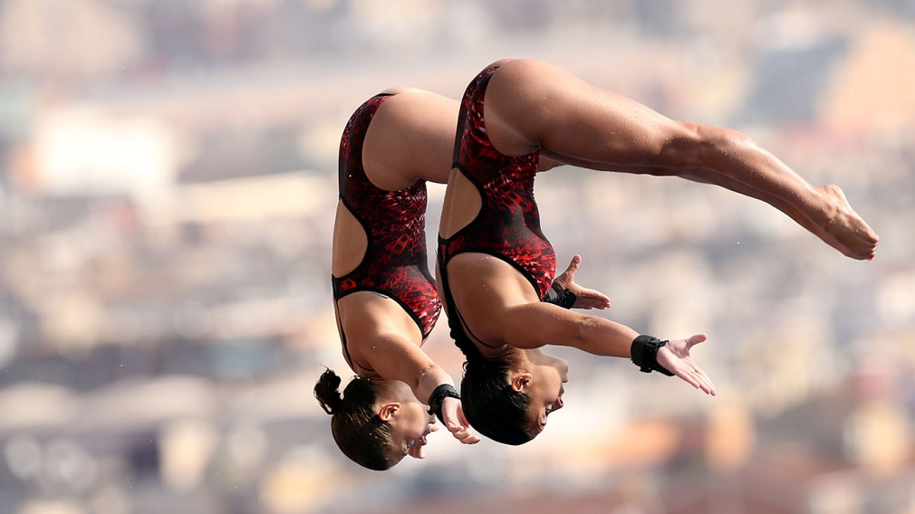 Benfeito and Filion capture 10m bronze at FINA Diving World Cup