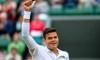 Raonic reaches first major semifinal at Wimbledon
