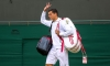 Raonic's great Wimbledon run ended by Federer