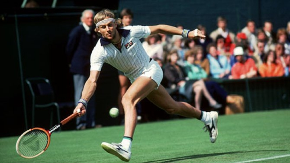 A look back at the history of tennis: it's all about style