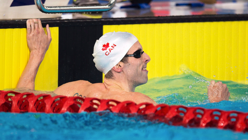 Ryan Cochrane swims to gold on final day of Pan Pacific Championships