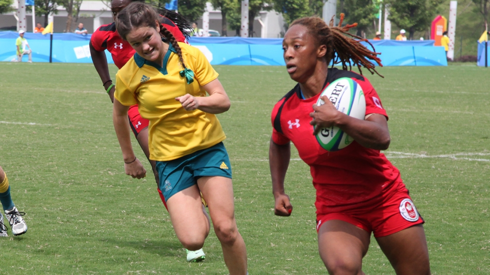 Nanjing 2014: Rugby and rowing lead Canada onto the medal table