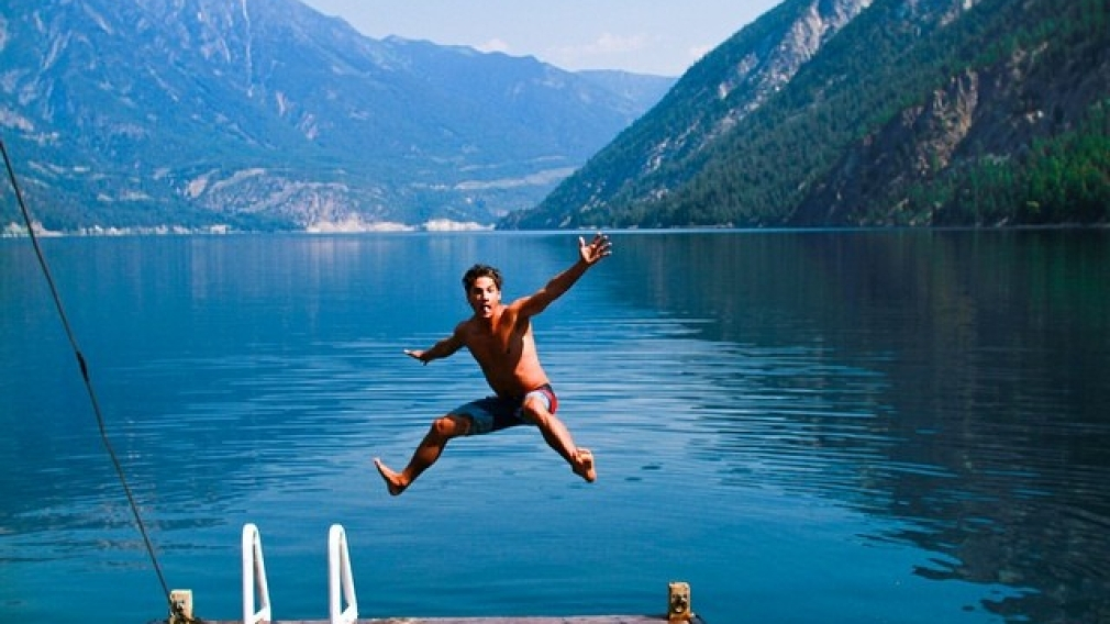 #OlympicBuzz : The great outdoors