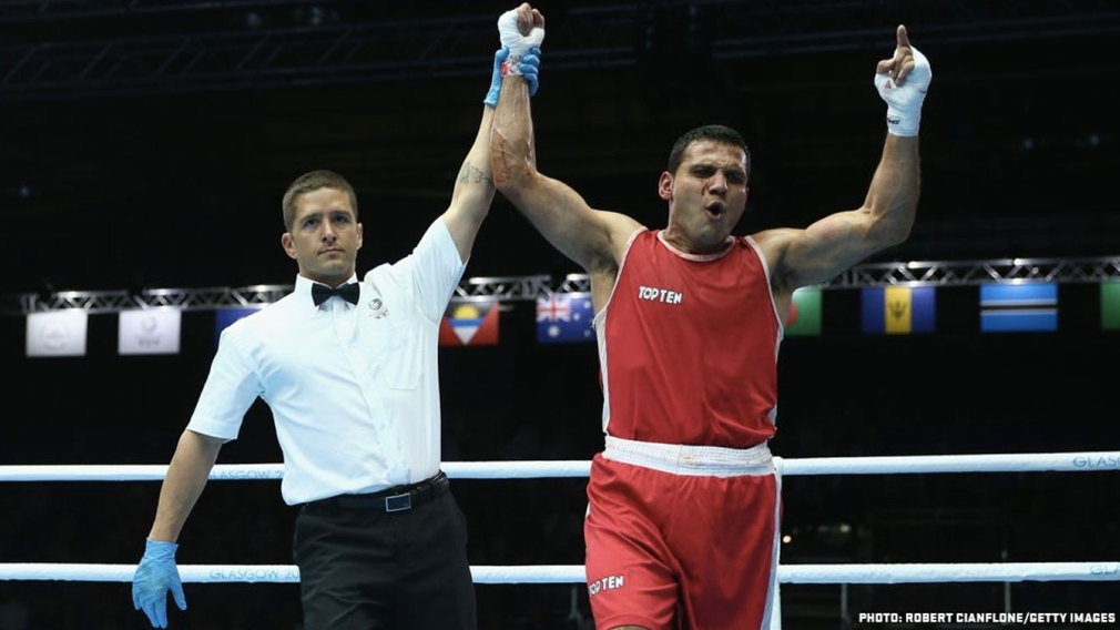 Commonwealth Games: El Mais golden in boxing finale
