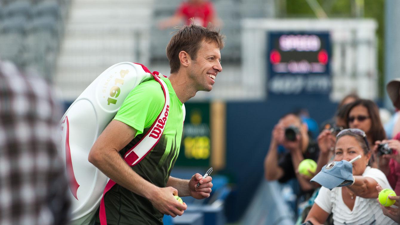 Daniel Nestor - 2014 Rogers Cup quarterfinals