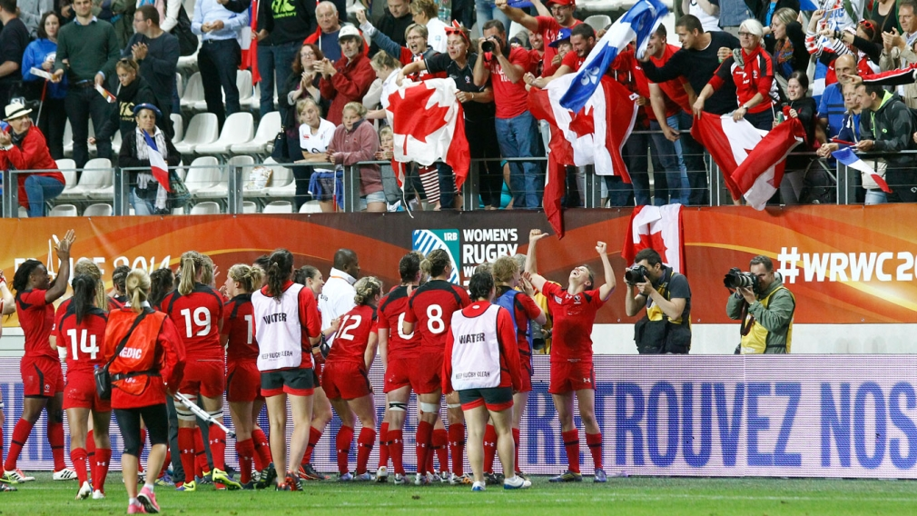 Rugby: women make history, reach World Cup final