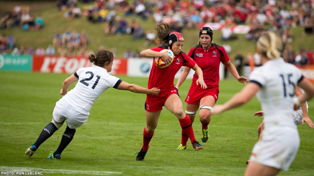 Canada faces France in Women's Rugby World Cup semifinal