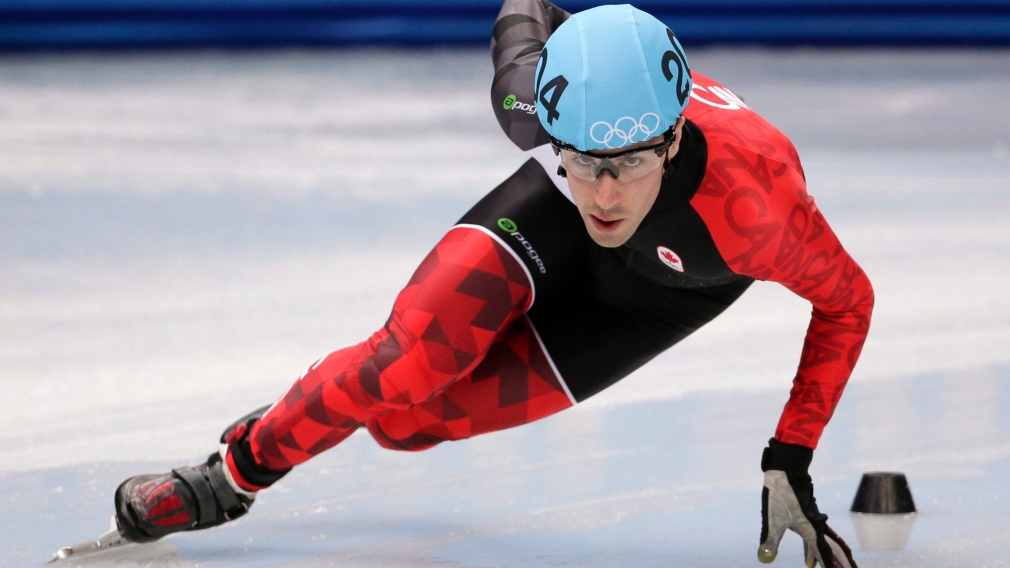 Olympic speed skater Michael Gilday announces retirement