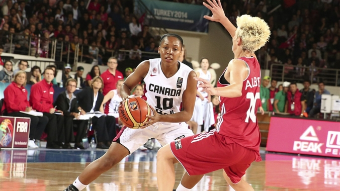 Nirra FIelds (Photo via FIBA)
