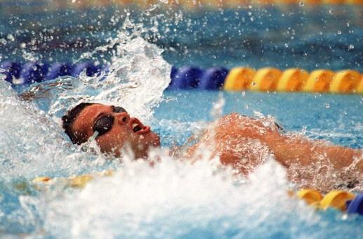 TEWKSBURY/BARCELONA OLYMPICS
