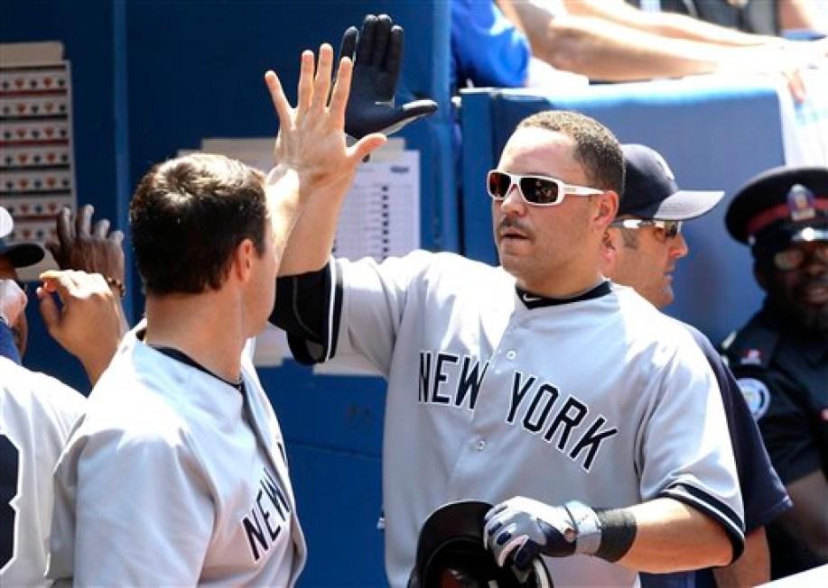 Russell Martin. Photo: http://bit.ly/1ob9upP