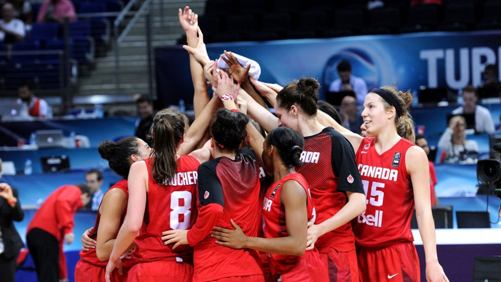 Women 5th at basketball Worlds, best result since 1986