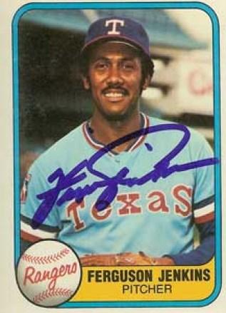 Ferguson Jenkins. Photo: http://bit.ly/1tmOlJY