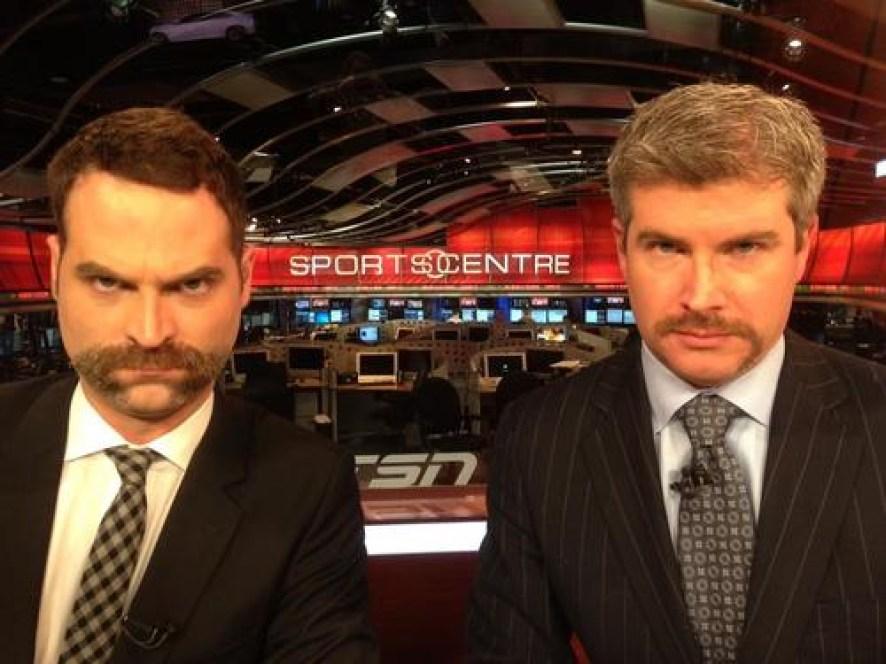Jay Onrait & Dan O'Toole. Photo: http://bit.ly/1p7xxs6