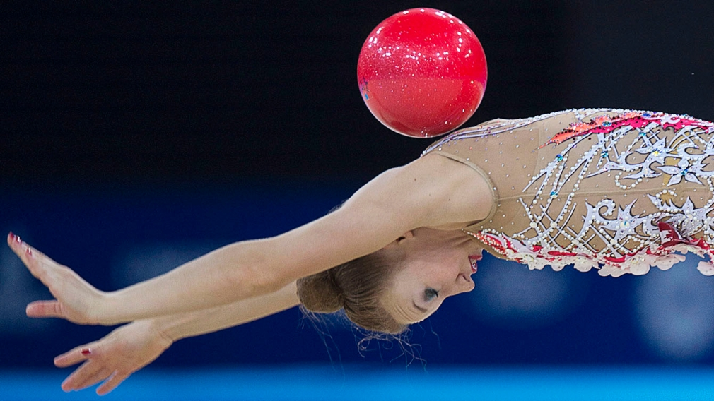Think artistic can't be athletic? Think again.