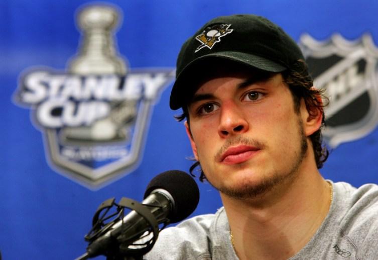 Sidney Crosby. Photo: http://bit.ly/13mls8o