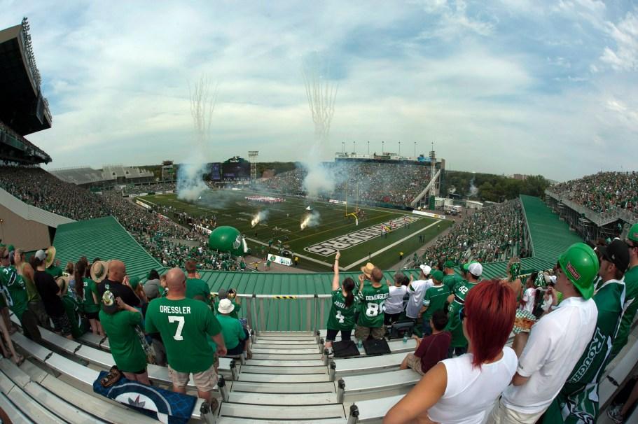 Mosaic Stadium. Photo: CP
