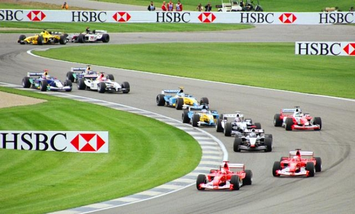 Indianapolis Motor Speedway. Photo: bit.ly/13EJQ5r