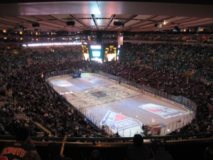 Madison Square Garden. Photo: bit.ly/1s0ilYr