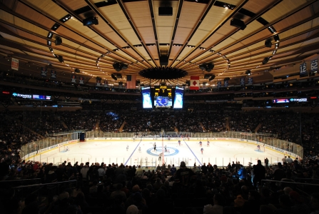 Madison Square Garden. Photo: bit.ly/1E3wgn1
