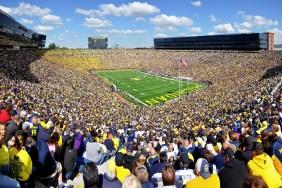 Michigan Stadium. Photo: bit.ly/1us9420