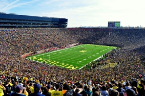 Michigan Stadium. Photo: