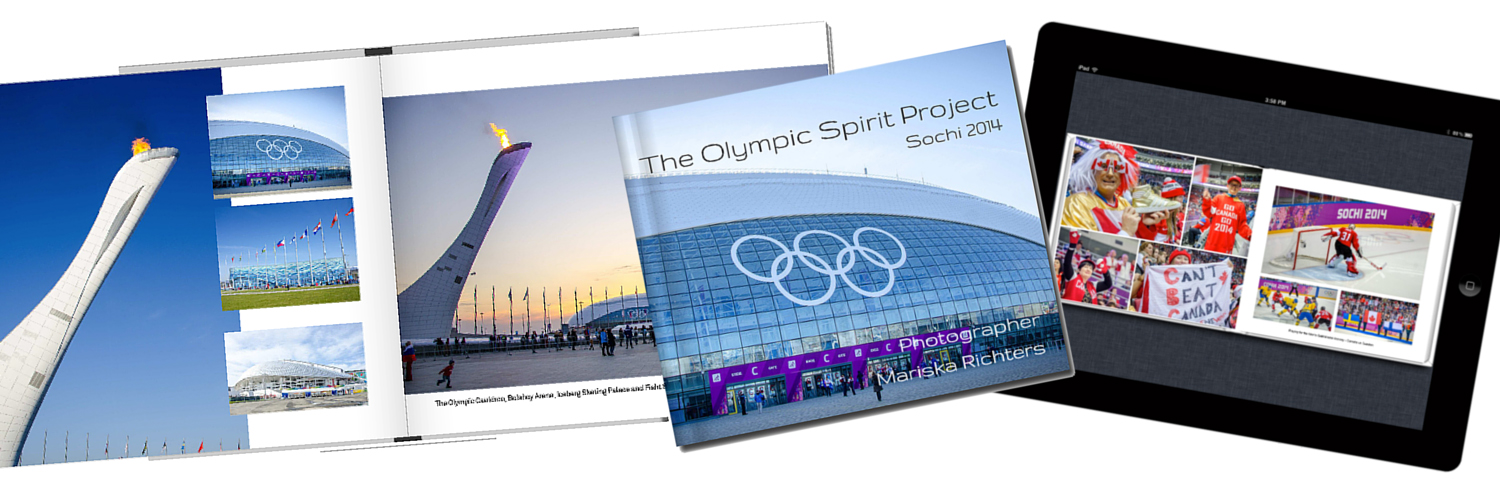 Olympic Spirit Project by Mariska Richters