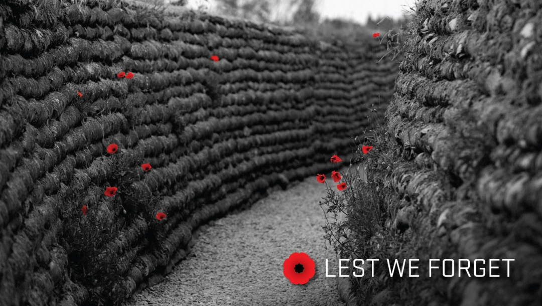 Remembrance Day Feature Image