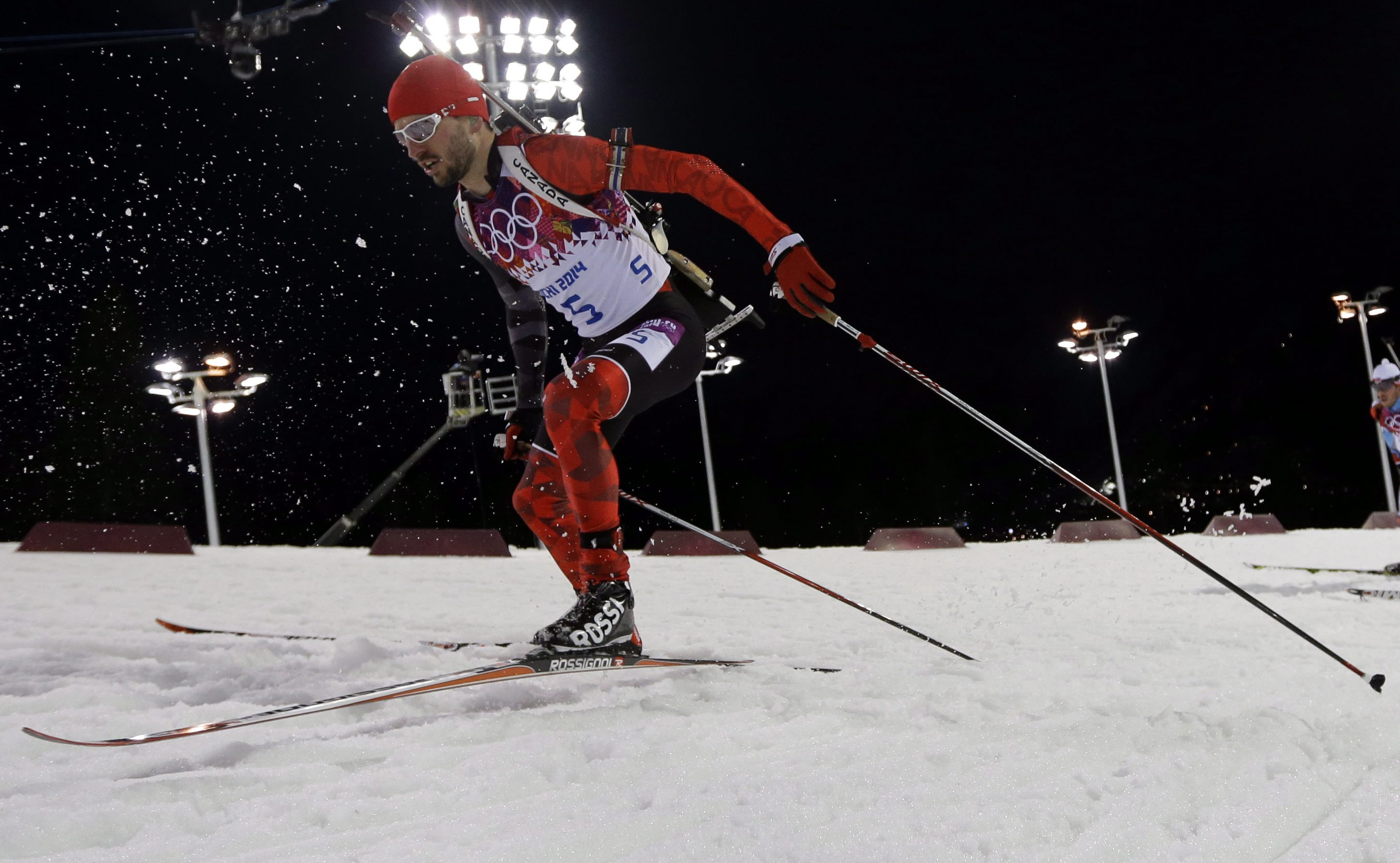 Sochi Olympics Biathlon Men