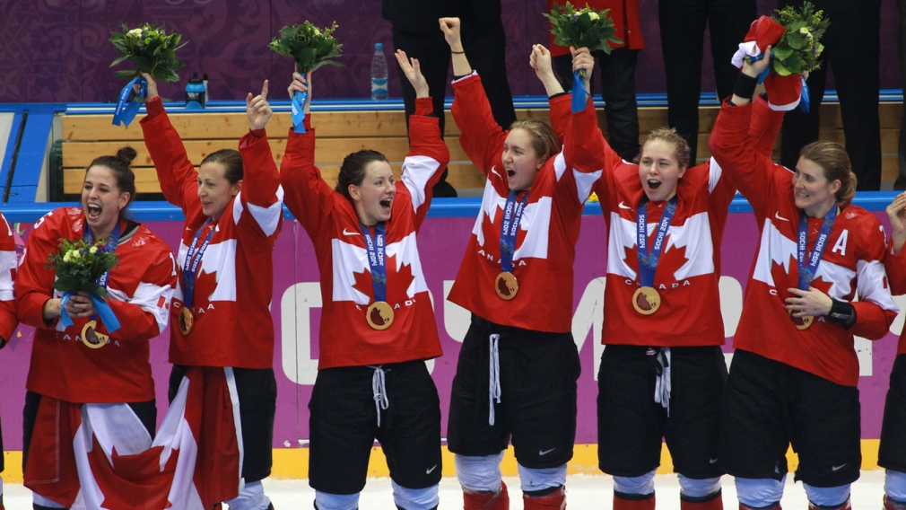 Hockey Canada wins two team of the year awards at ANOC