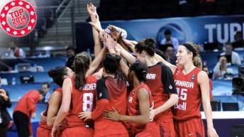 Top 2014 - Basketball