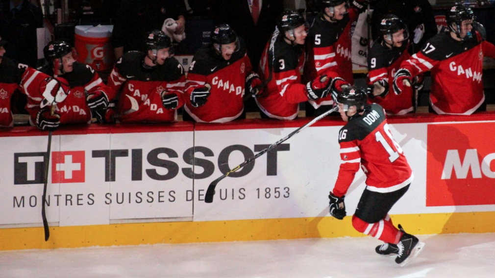 Canada ends group play with win over USA