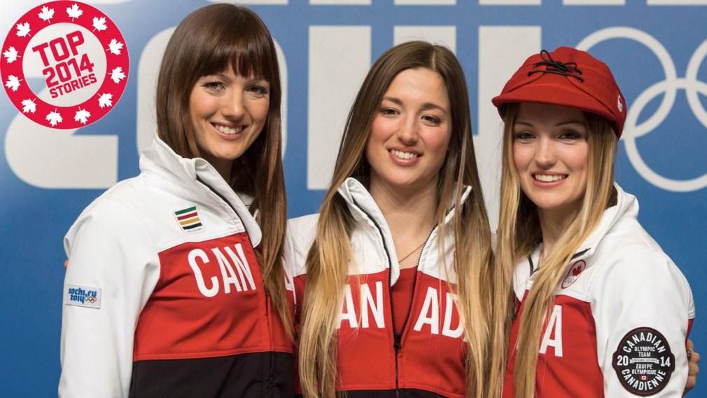 Top 2014: Canada falls for ski sisters