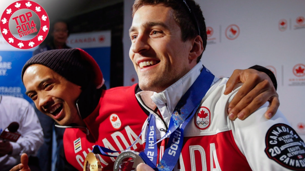 Top 2014: One for the team at Sochi