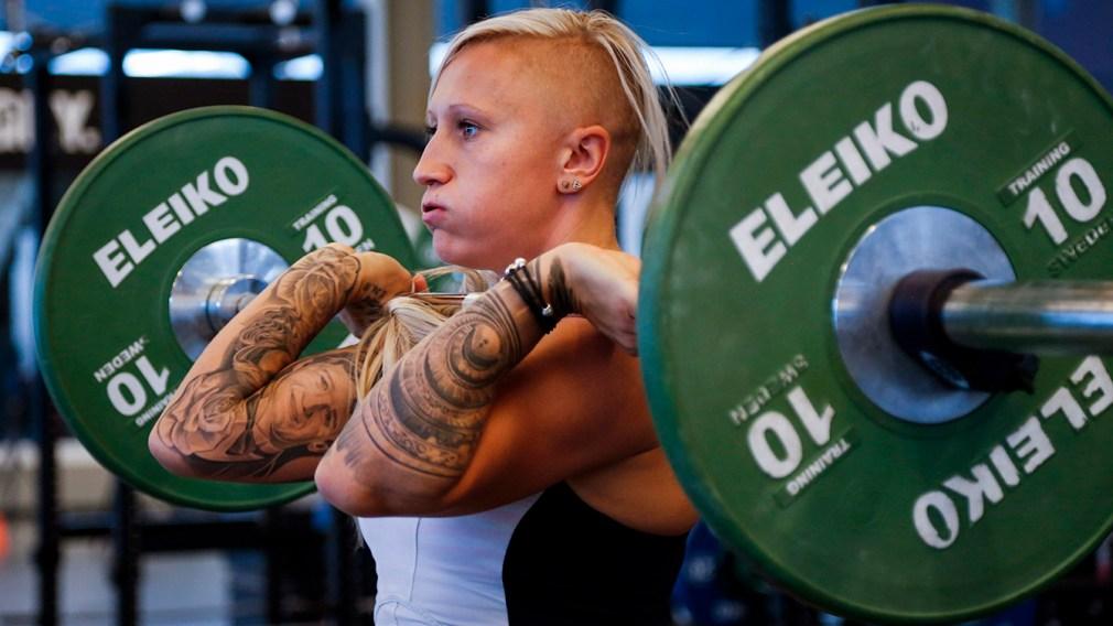 Bobsledder Kaillie Humphries begins her toughest season yet
