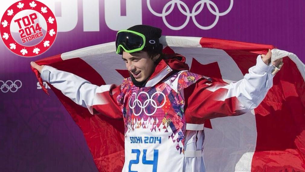 Top 2014: McMorris cracks the podium