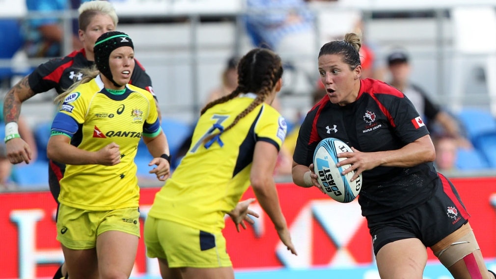 Dubai Rugby Sevens: Canada's squads on the road to Rio 2016