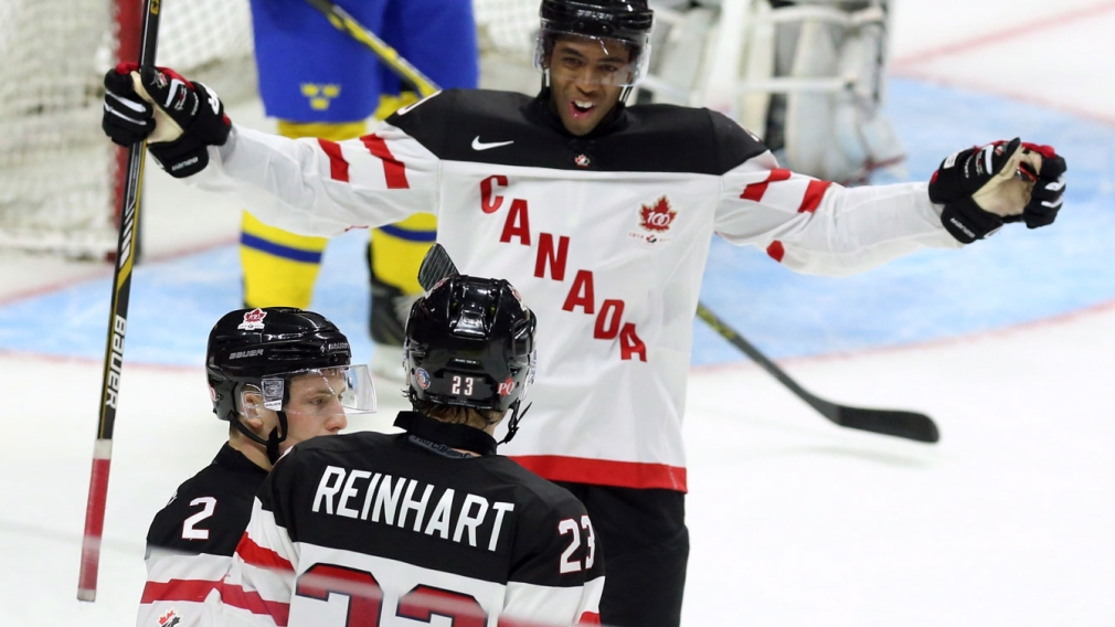 Canada readies for World Junior action