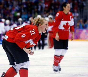 Haley Irwin (Sochi)
