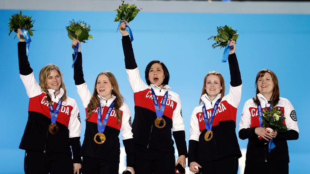 Jennifer Jones rink captures curling gold for Canada