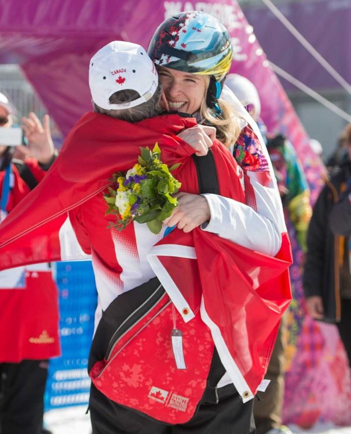 Dominique Maltais (Sochi)