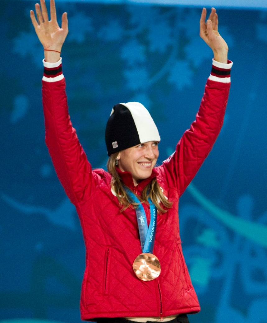 Kristina Groves (Vancouver 2010)