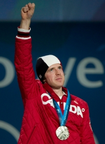 Mike Robertson (Vancouver 2010)