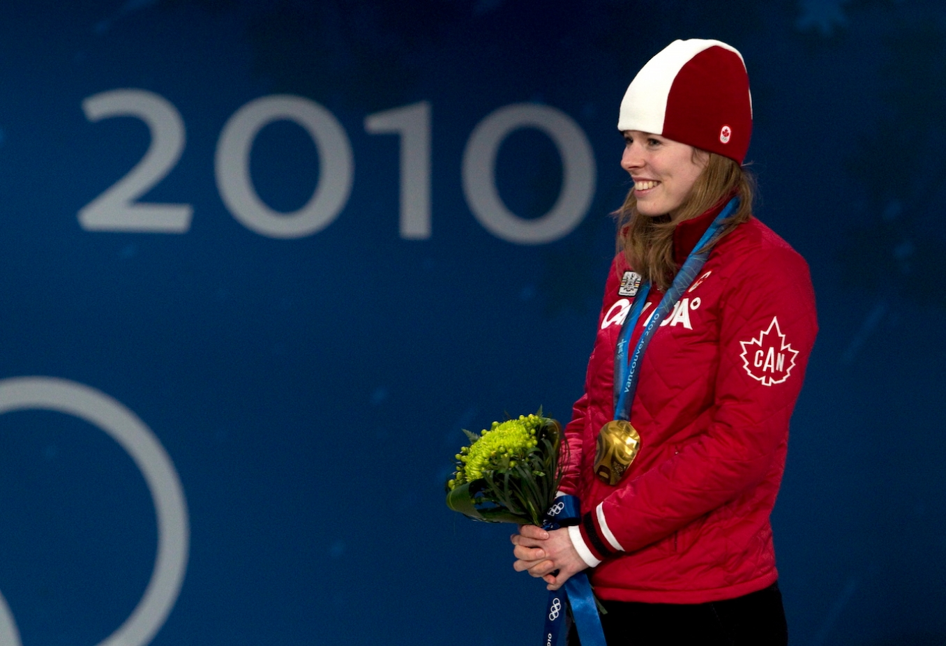 Christine Nesbitt (Vancouver 2010)